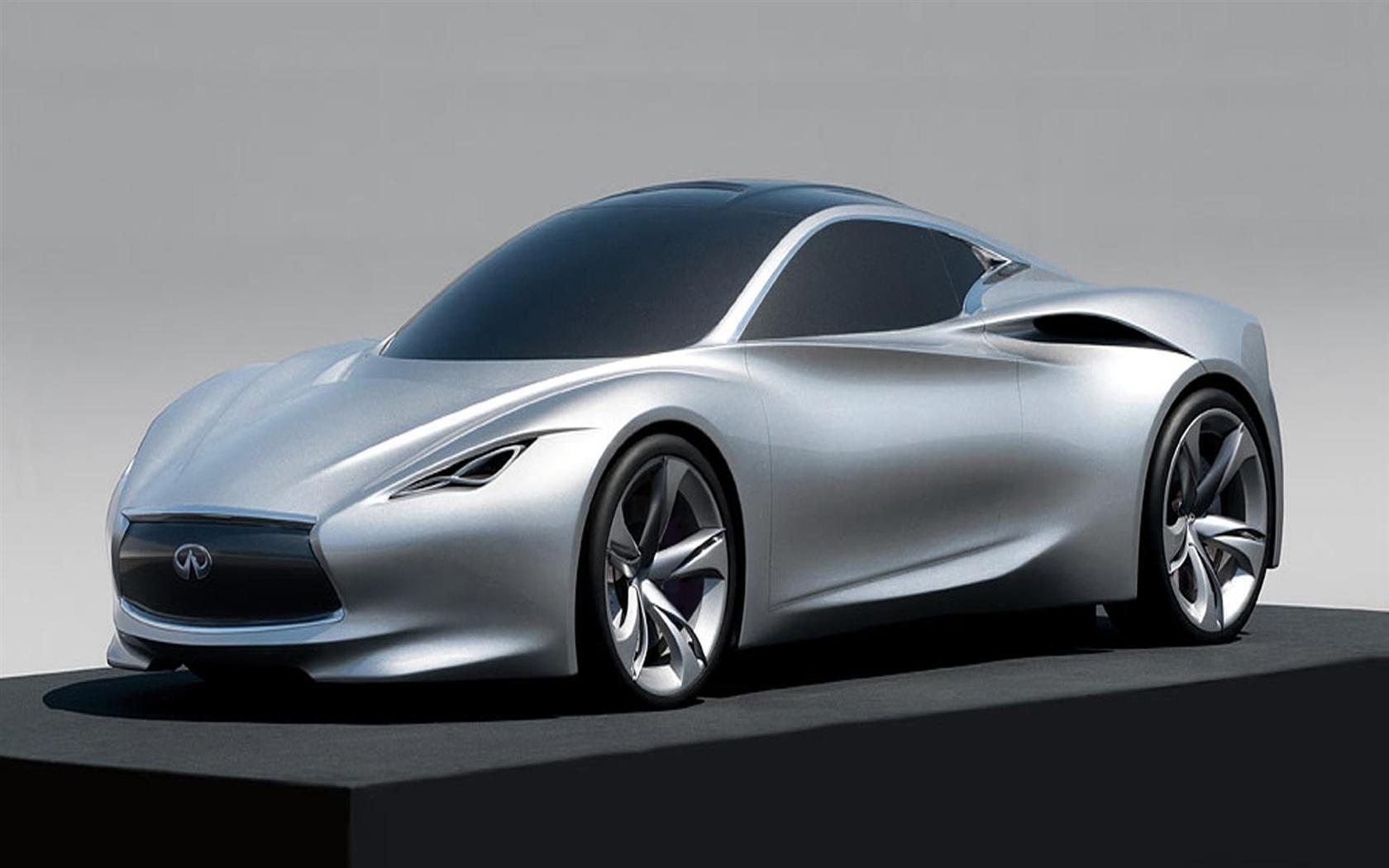 2010 Infiniti Emerg E Concept photo - 2