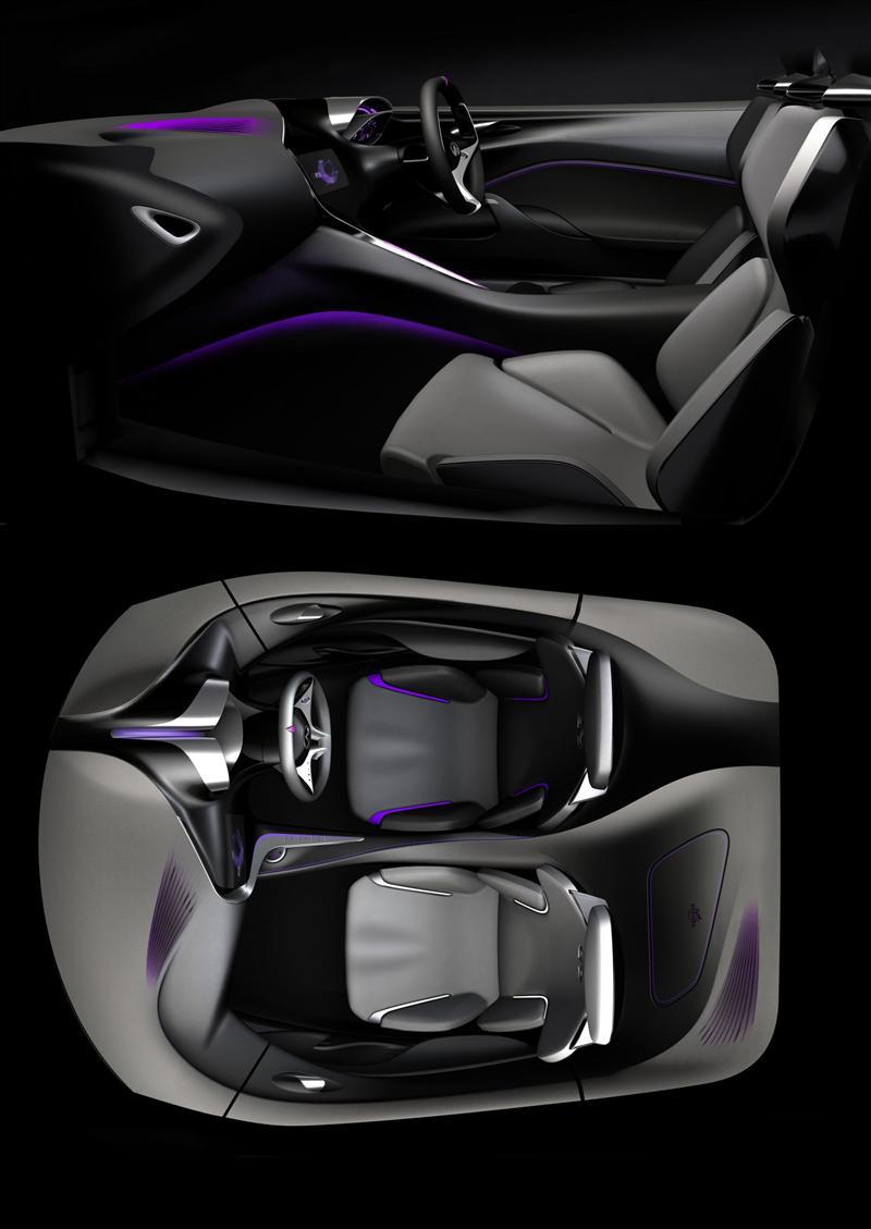 Infiniti emerg econcept coupe i04 800g 2012 infiniti emerg e concept vanachro Image collections