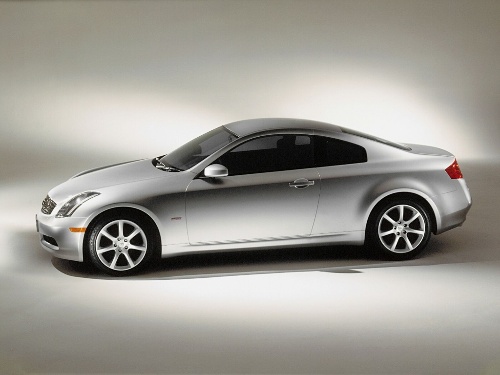 2004 infiniti g conceptcarz the 2004 g35 sport coupe features a standard 35 liter dohc 24 valve v6 engine wth aluminum alloy block and heads and electronically controlled vanachro Gallery
