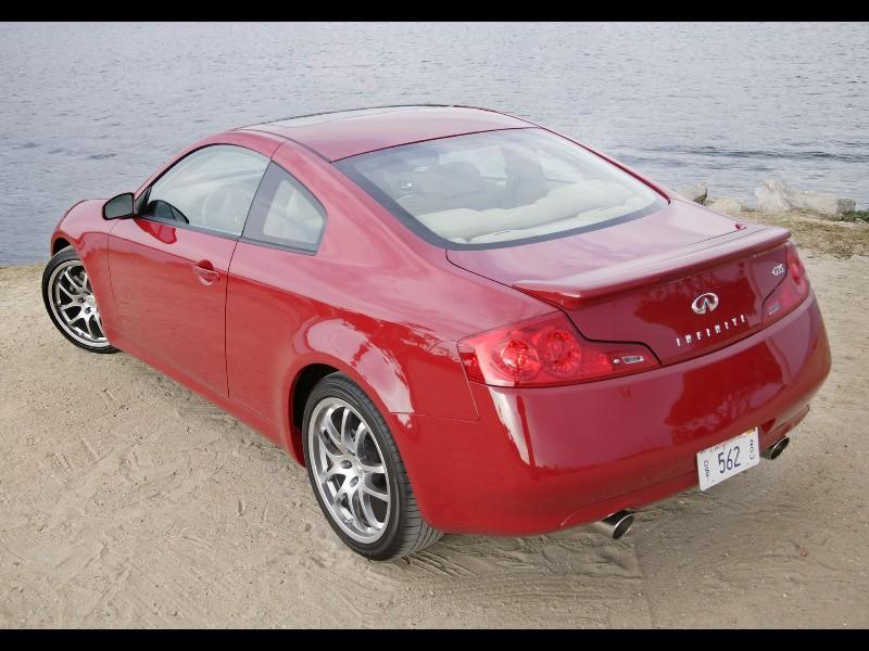 2006 Infiniti G Coupe Image