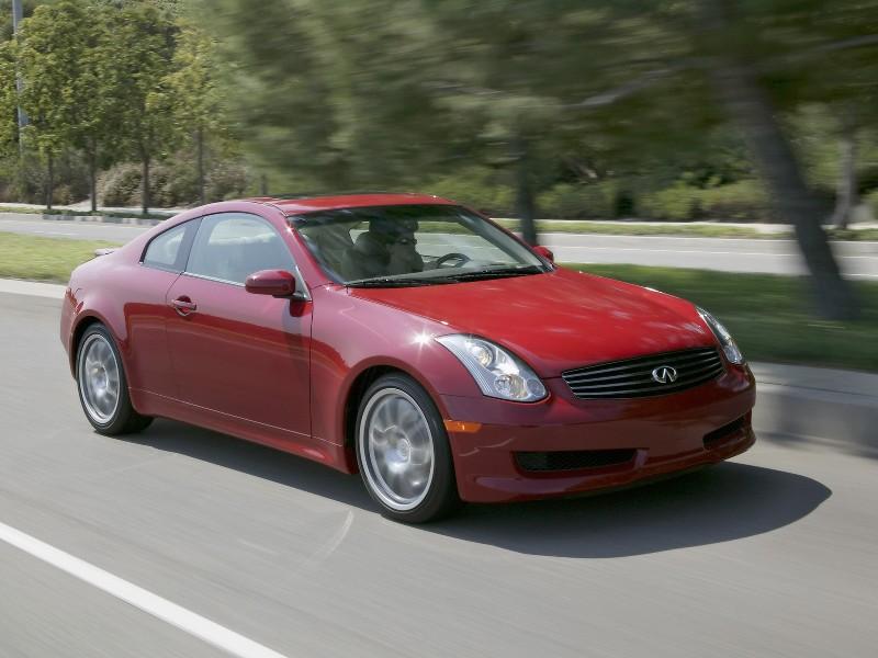 2006 Infiniti G Coupe