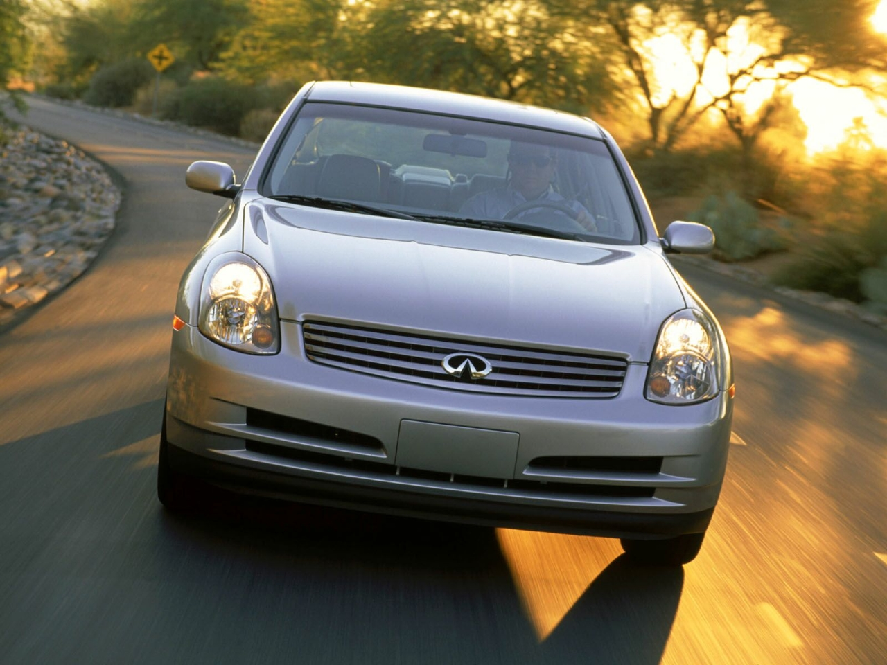 2006 Infiniti G Sedan Image