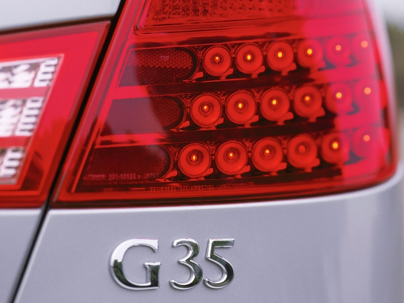 2006 Infiniti G Sedan