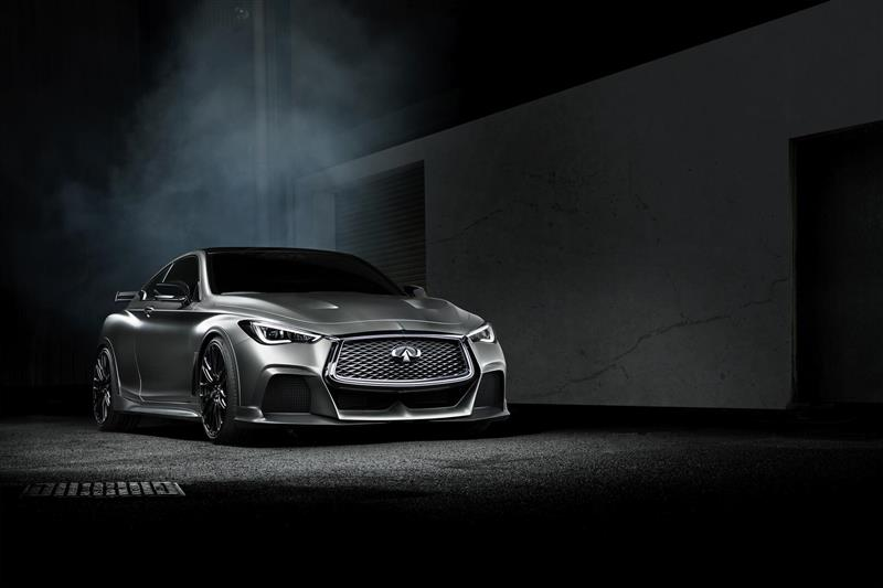 2017 Infiniti Project Black S Image