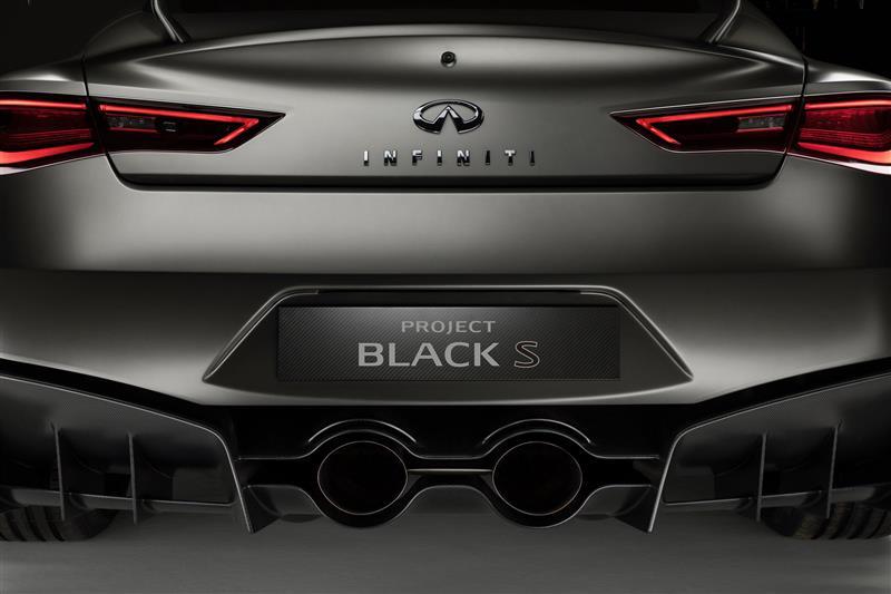 2017 Infiniti Project Black S