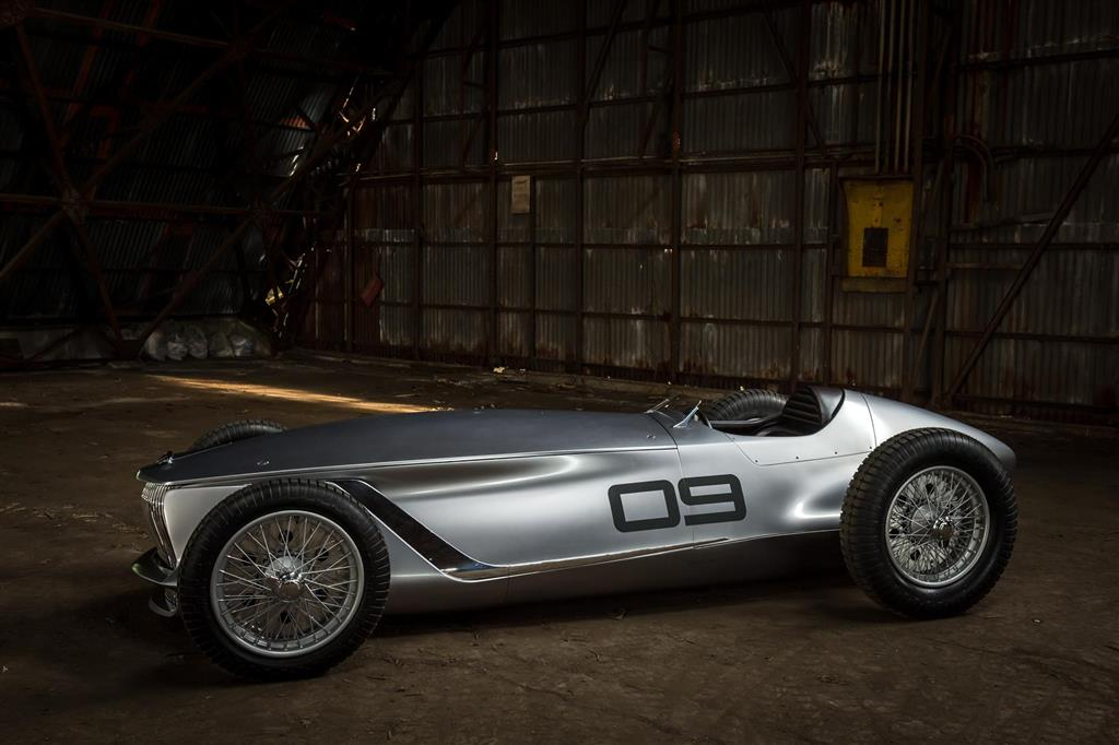 Infiniti Prototype 9 pictures and wallpaper