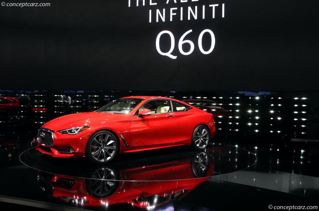 2017 Infiniti Q60 Image