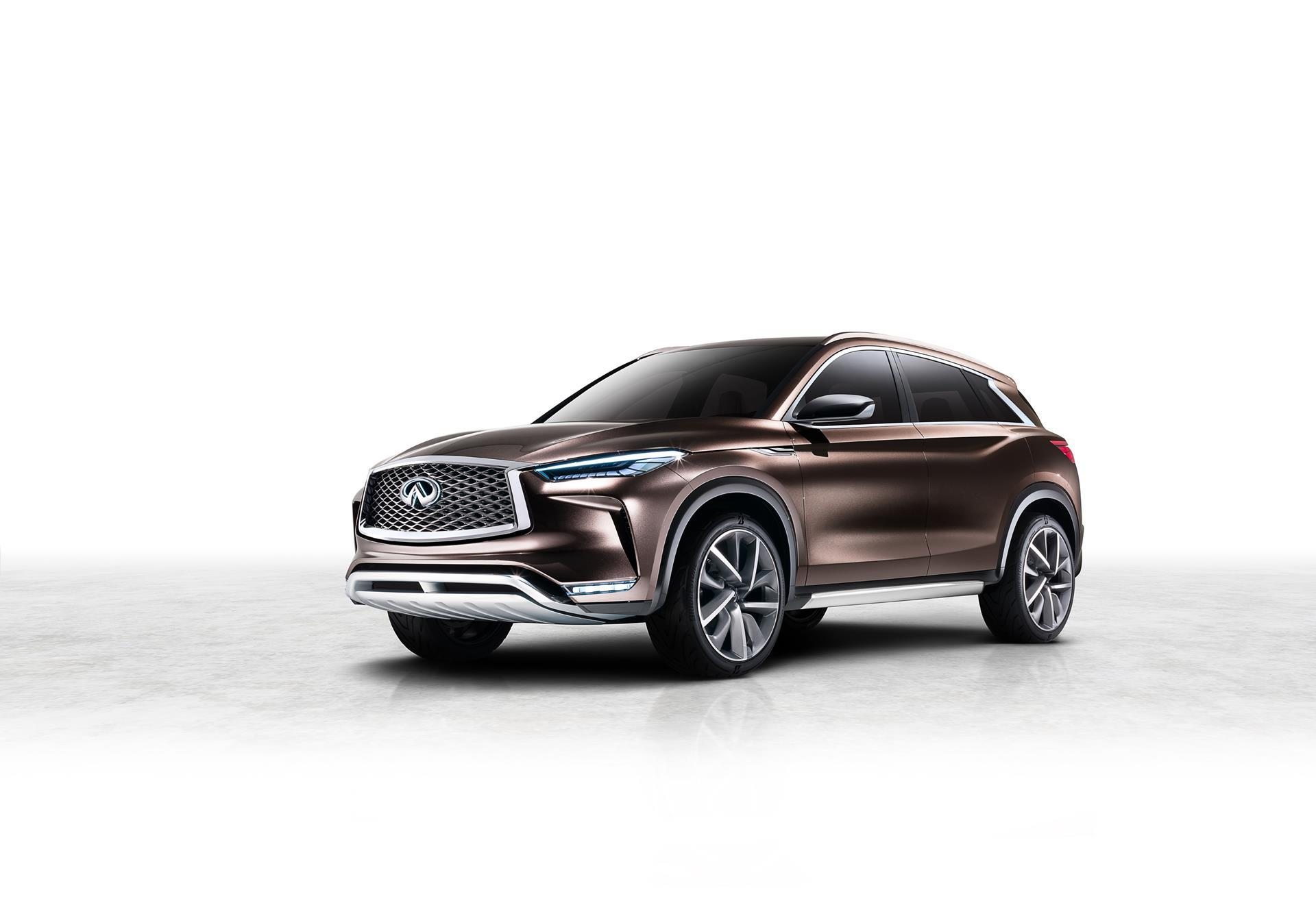 Infiniti models images wallpaper pricing and information infiniti qx50 concept vanachro Images