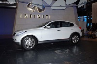 2008 Infiniti EX Concept image.