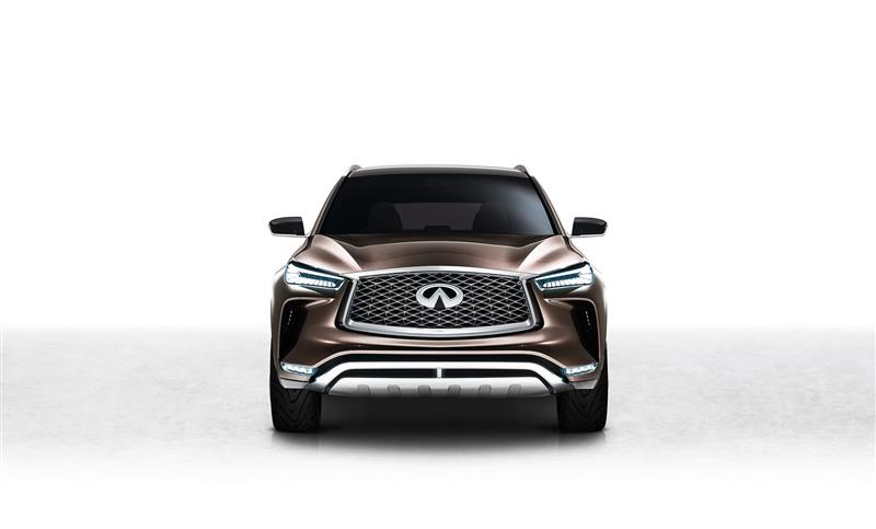 2017 Infiniti QX50 Concept Image