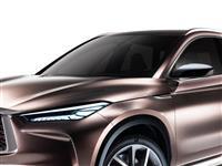 2017 Infiniti QX50 Concept