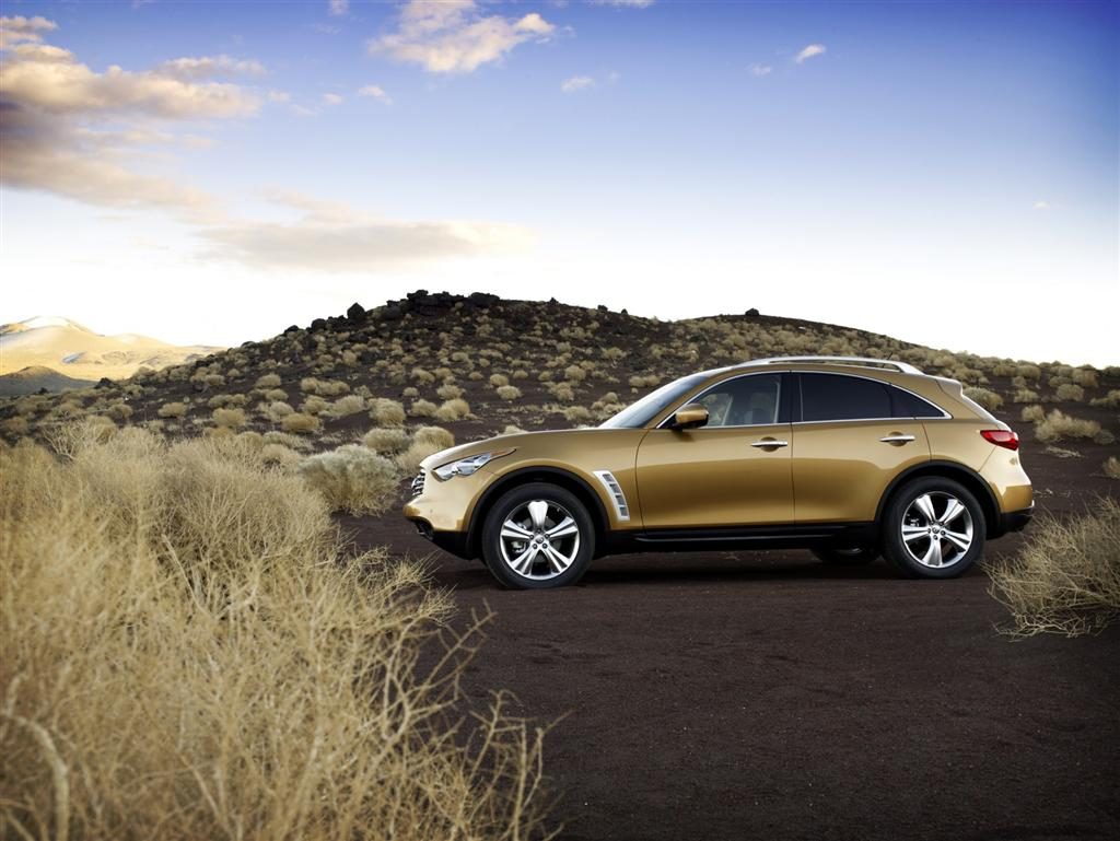 2009 infiniti fx conceptcarz available on all 2009 vanachro Image collections