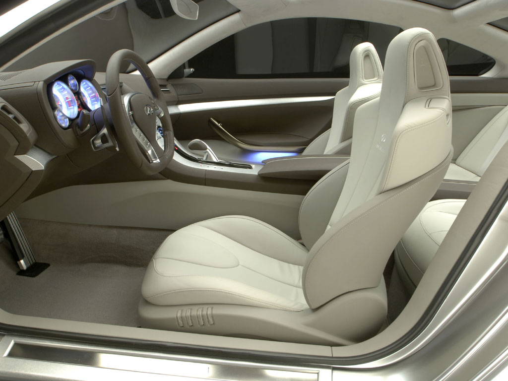 2006 Infiniti Coupe Concept Image