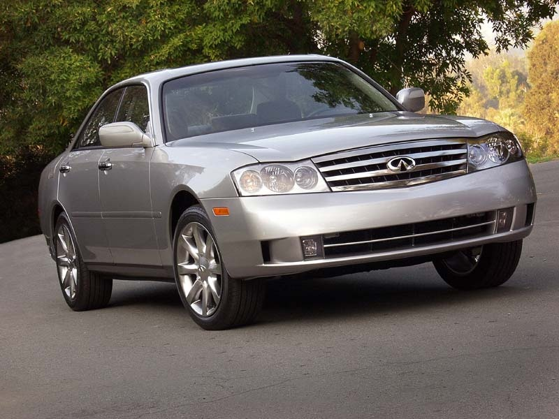 2004 Infiniti M pictures and wallpaper