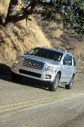 2004 Infiniti QX56 pictures and wallpaper