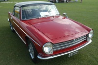 1962 Innocenti Ghia 950 image.