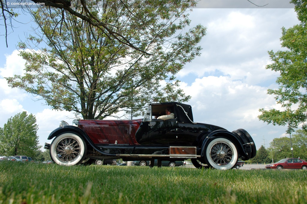 Isotta Fraschini 8A SS pictures and wallpaper