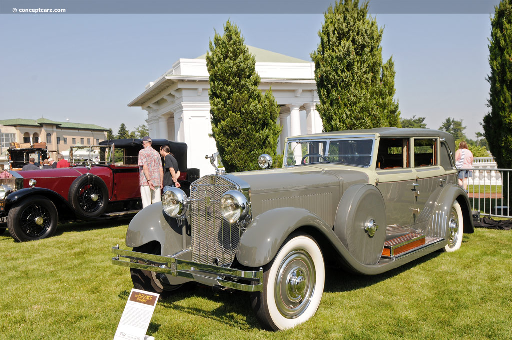 Auction Results And Data For 1929 Isotta Fraschini Tipo 8a