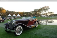 1933 Isotta Fraschini Tipo 8A image.