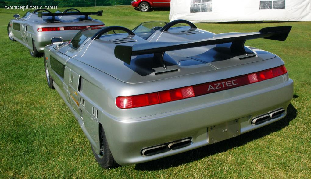 1987 italdesign aztec at the le belle macchine d 39 italia. Black Bedroom Furniture Sets. Home Design Ideas