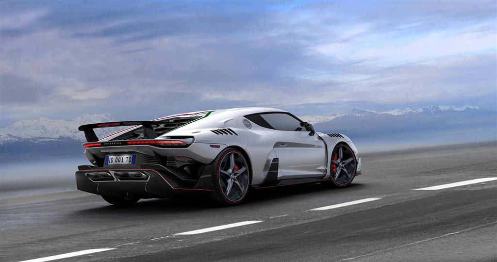 Italdesign Zerouno Concept pictures and wallpaper