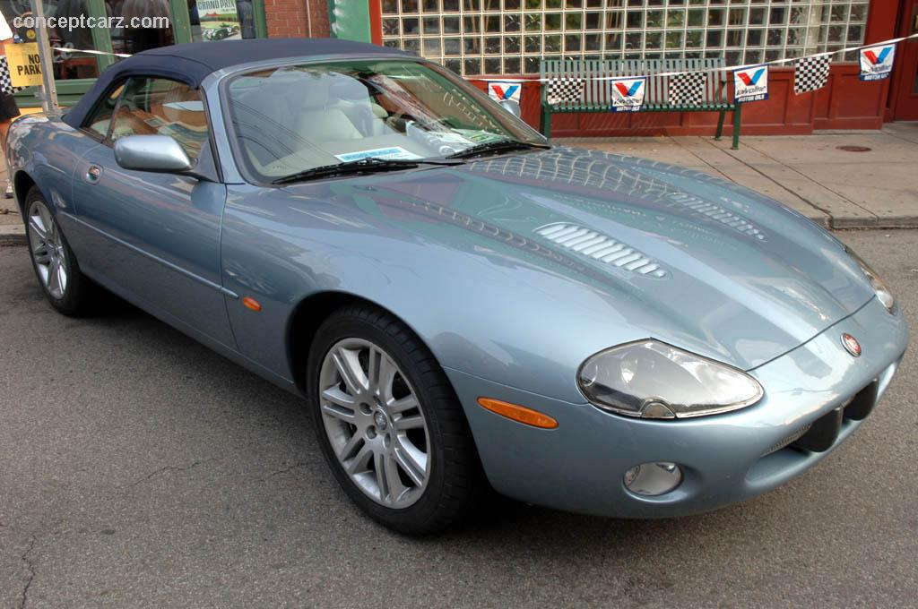 2003 jaguar xjr news pictures specifications and information