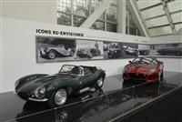 1956 Jaguar XK SS image.