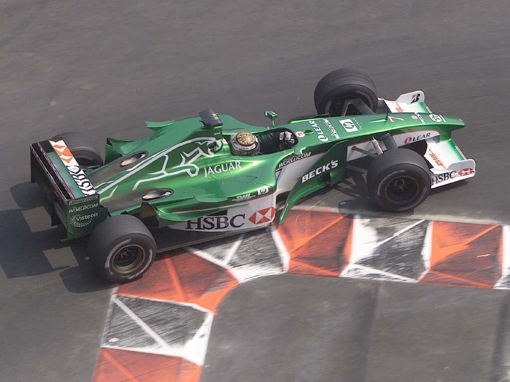 1998 R1 >> 2000 Jaguar R1 Images. Photo 2000-Jaguar-R1-F1-Image-04 ...