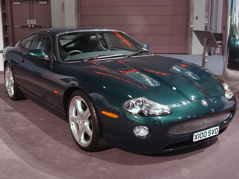 Auction Results And Data For 2001 Jaguar Xk8 Silver