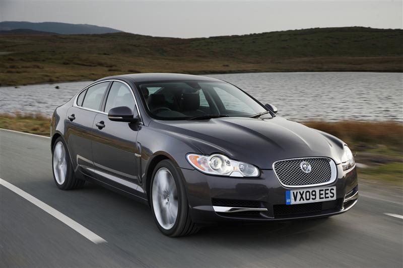 2012 Jaguar XF thumbnail image