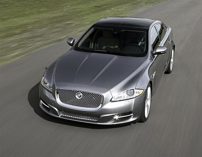 2010 Jaguar XJ Image