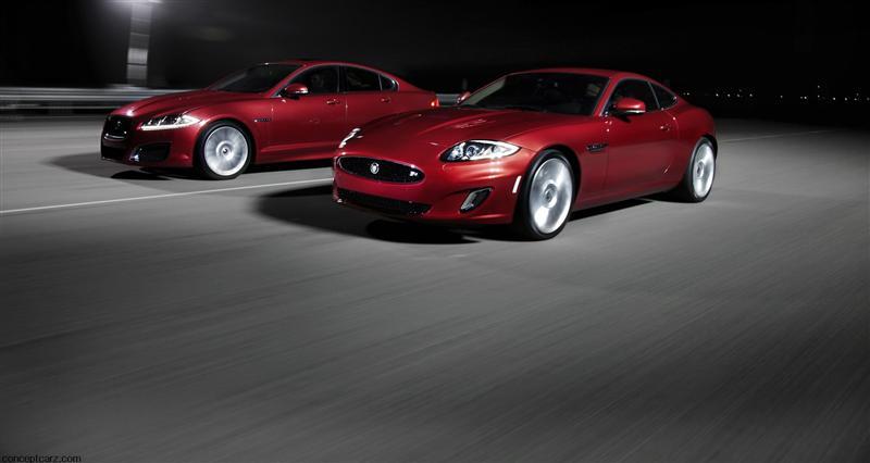 2012 Jaguar XFR Image