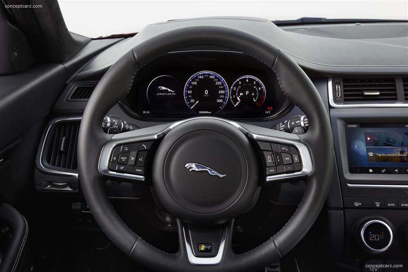 2018 Jaguar E-PACE Image