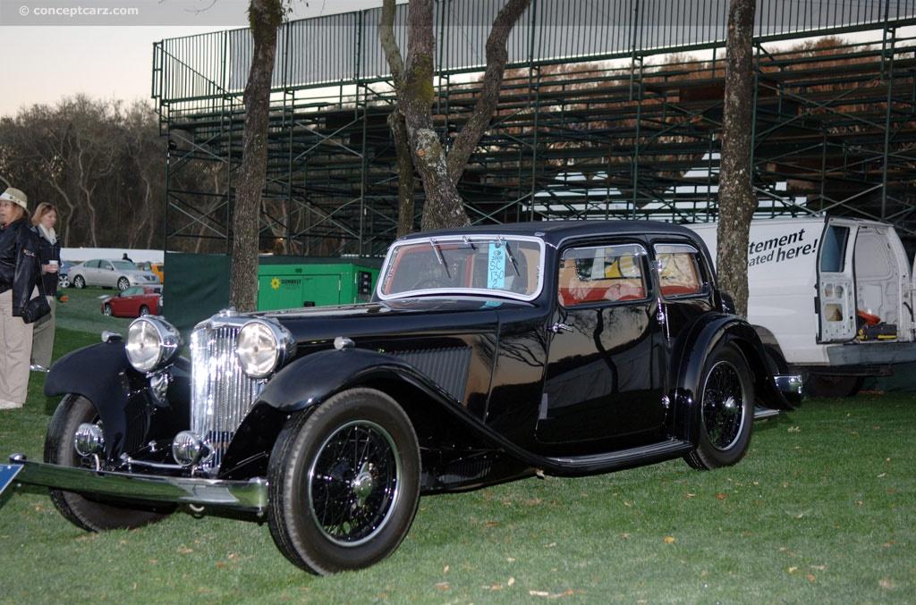 1934 Ss Cars Ss1 Conceptcarz Com