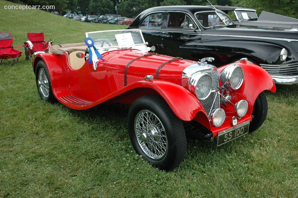 Jaguar Cars Old Models