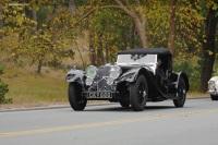 1937 Jaguar 100 SS image.