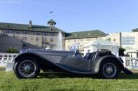 1938 Jaguar SS 100 image.