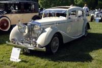 1939 Jaguar SS 2.5-Liter Mark IV image.