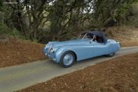 1949 Jaguar XK120 Alloy image.