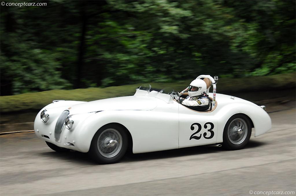 1949 jaguar xk120 at the pittsburgh vintage grand prix. Black Bedroom Furniture Sets. Home Design Ideas