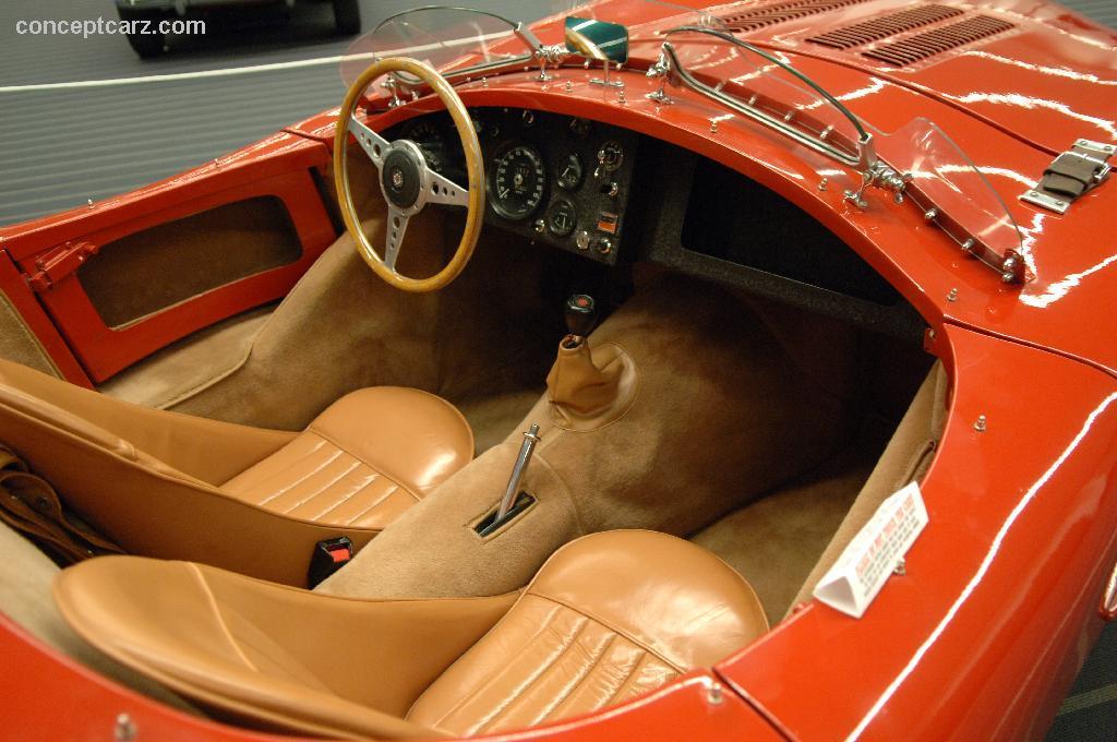 1951 Jaguar Type C Image