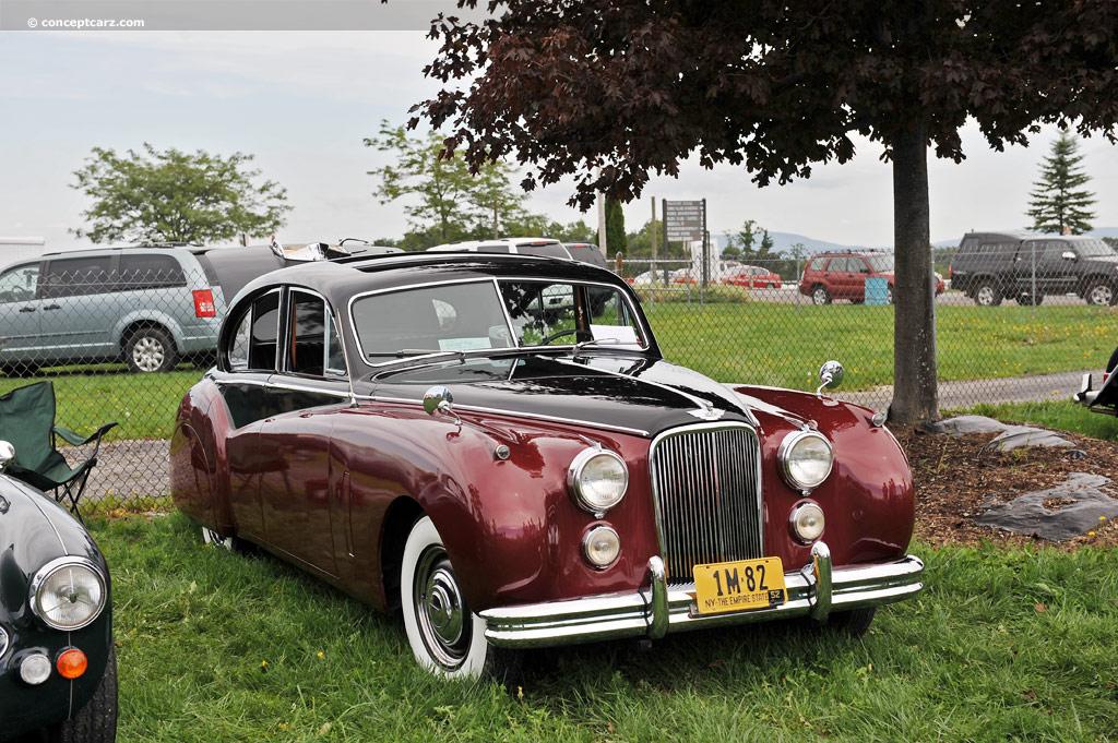 7 Passenger Vehicles >> 1952 Jaguar Mark VII Pictures, History, Value, Research, News - conceptcarz.com