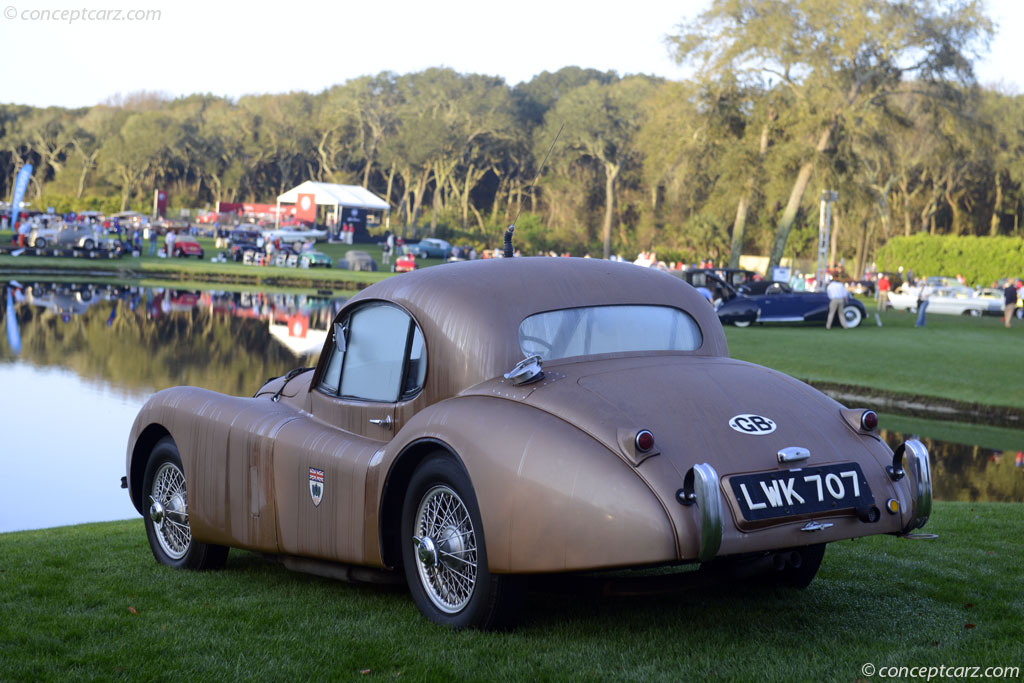1952 jaguar xk 120. Black Bedroom Furniture Sets. Home Design Ideas