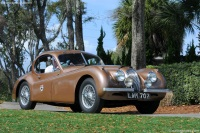 1952 Jaguar XK 120 image.
