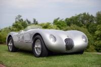 1953 Jaguar C-Type image.