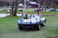 1957 Jaguar XK-D D-Type