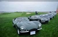 1957 Jaguar XKSS image.
