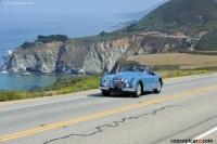 1958 Jaguar XK150 image.