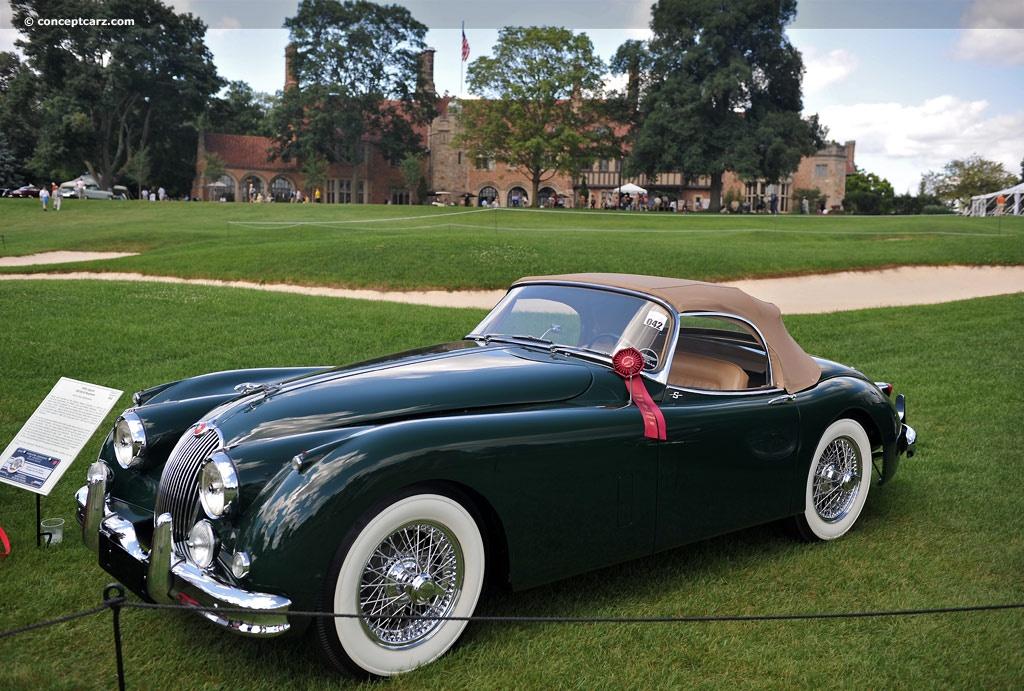 1959 Jaguar Xk150 Image