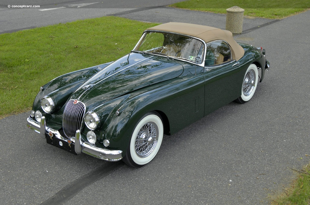Auction Results And Data For 1959 Jaguar Xk150
